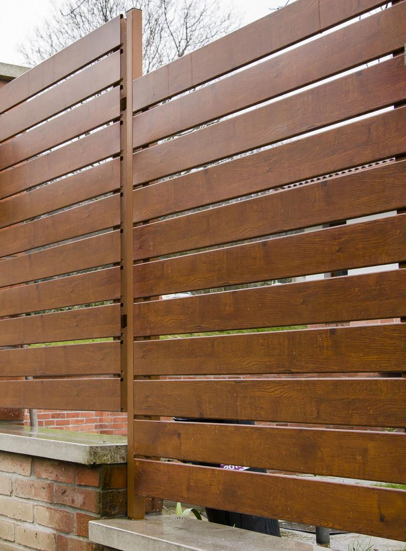 Vízszintes és függőleges kerítés: melyik a legjobb?